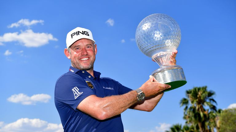 Lee Westwood won for the first time since April, 2014 in Sun City last week