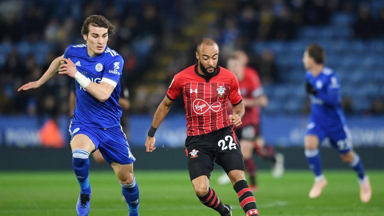 Nathan Redmond's handball cost Southampton a winner against Leicester