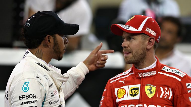Abu Dhabi GP: Lewis Hamilton hopes for 'close' final F1 2018 race | F1 News