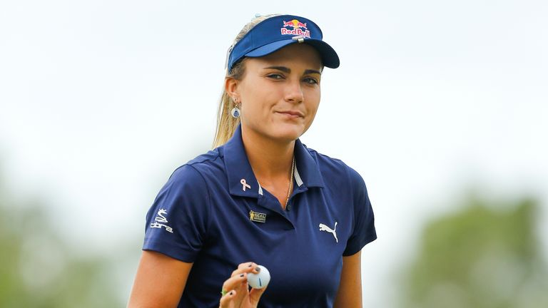 Lexi Thompson finished the 2018 season with a dominant victory at the CME Group Tour Championship