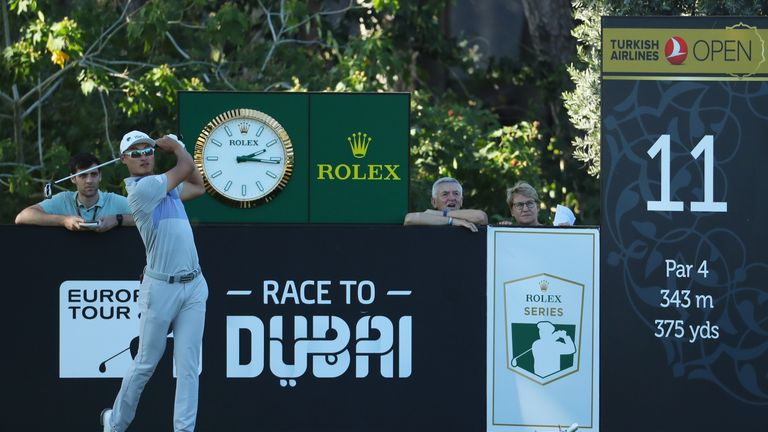 Justin Rose targets majors after reclaiming No. 1 spot