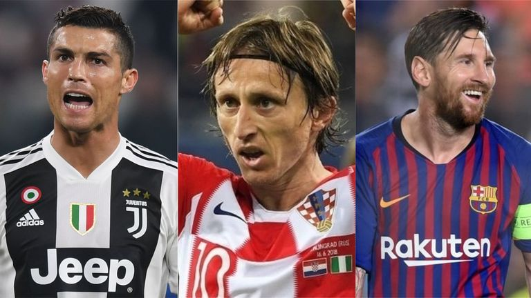 Who should win the 2018 Ballon d'Or? Luka Modric? Lionel Messi? Cristiano Ronaldo? | Football News |