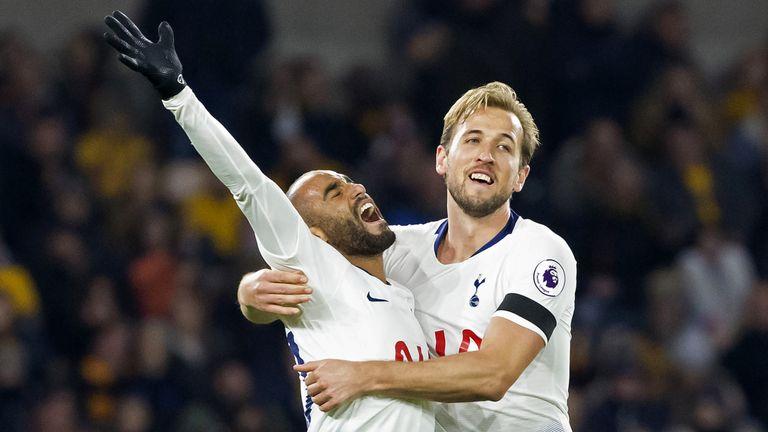 English Premier League report Crystal Palace v Tottenham Hotspur 10 November 2018