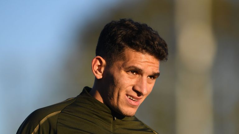 Lucas Torreira has started Arsenal's last six Premier League games after coming off the bench in the first five matches