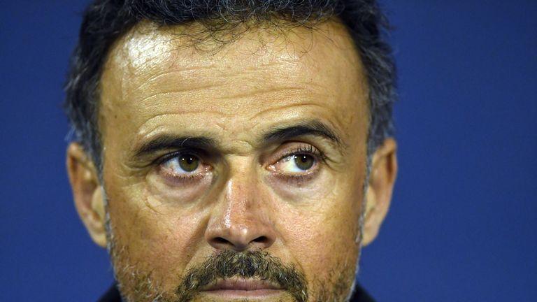 Luis Enrique thinks Spain deserved more in Croatia