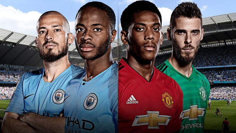 Who will be each side's key man at the Etihad?