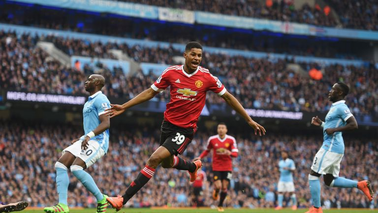 Manchester City outclasses city rival Manchester United to top EPL