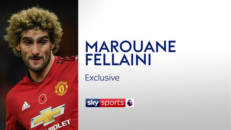 Fellaini: Man City won't win the Premier League title