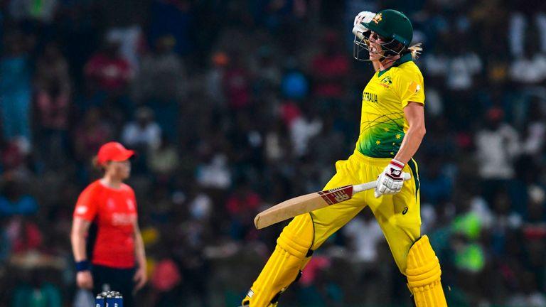 Australia captain Meg Lanning leads defending champions Australia in a home World Cup