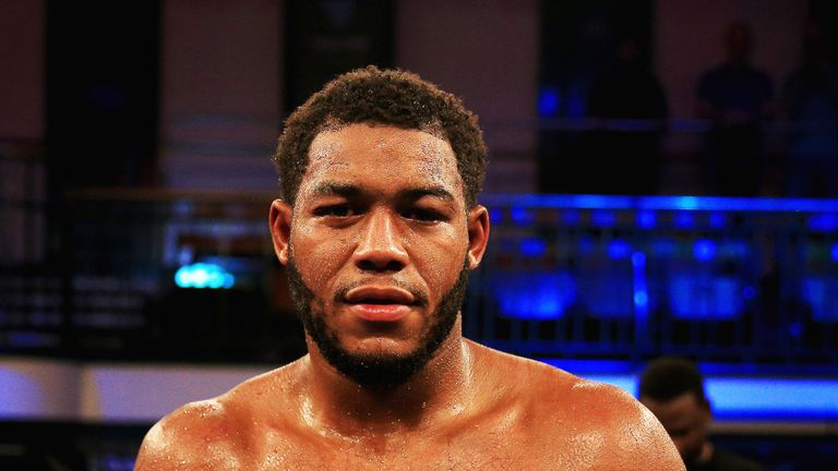 American heavyweight Michael Hunter is set to fight in New York