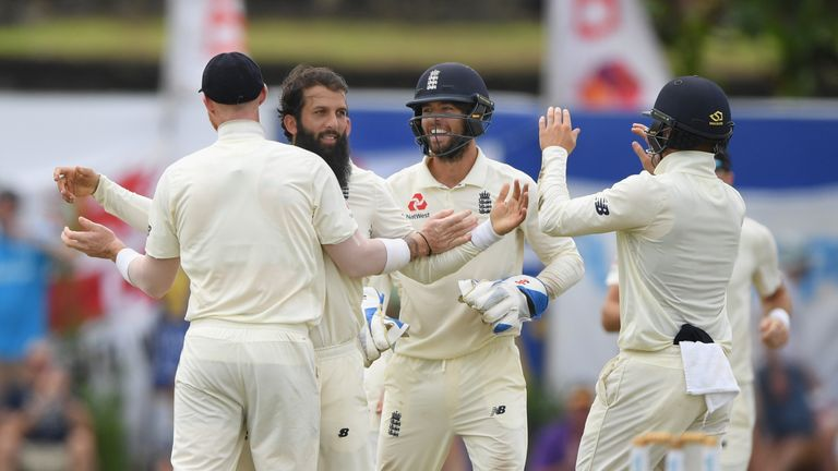 Bob says Moeen Ali will be the man selected if and when England go back to playing one spinner