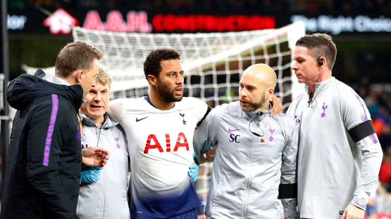 Juventus are also reportedly interested in Mousa Dembele
