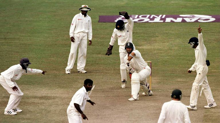 'Back then we assumed that Murali would take five wickets an innings ...' (Credit: Stu Forster/ALLSPORT)