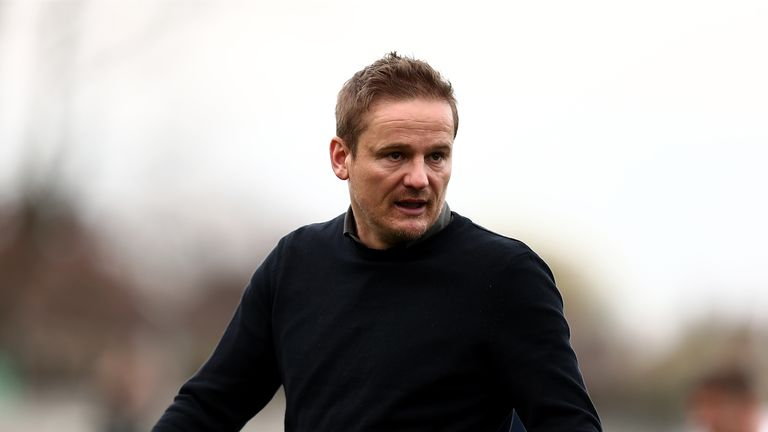 Neal Ardley only left AFC Wimbledon less than two weeks ago