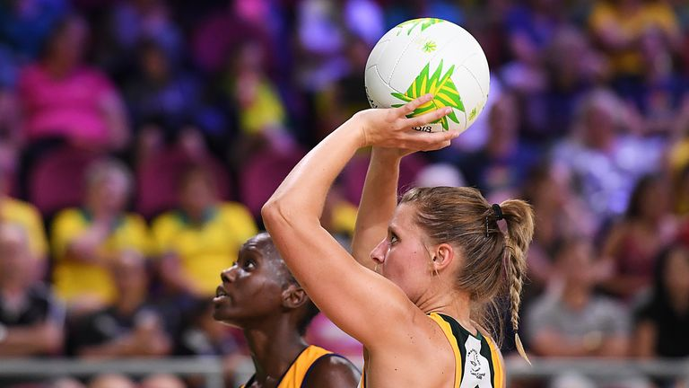 South Africa came fifth at the Gold Coast Commonwealth Games causing major upset when they beat New Zealand in the group stages