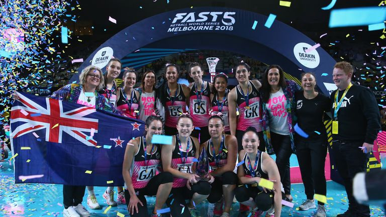 New Zealand bounced back from a difficult period to win the recent Fast5 World Series
