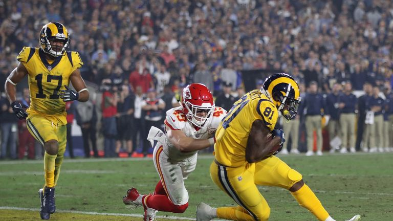 chiefs rams nfl