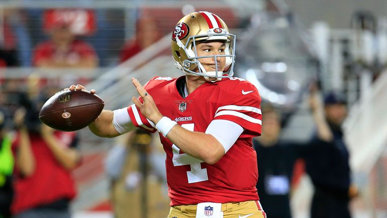 Nick Mullens and the 49ers go up against a shaky Buccaneers pass defense in Week 12