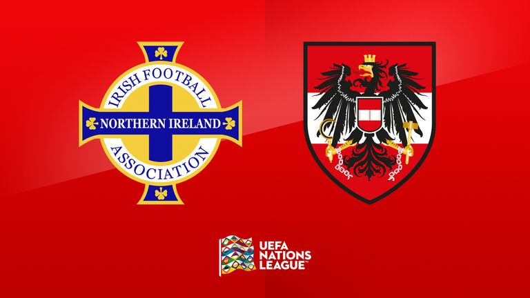 Northern Ireland v Austria is live on Sky Sports from 4.30pm on Sunday
