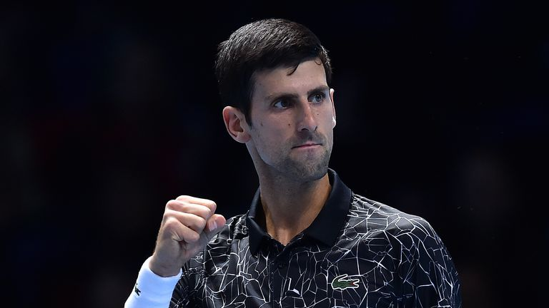 Novak Djokovic has backed the introduction of the ATP Cup