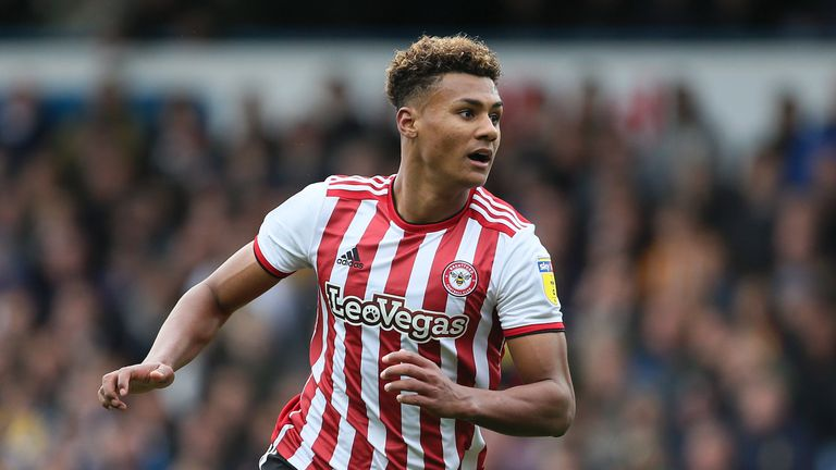 The Saints are also monitoring Bees forward Ollie Watkins