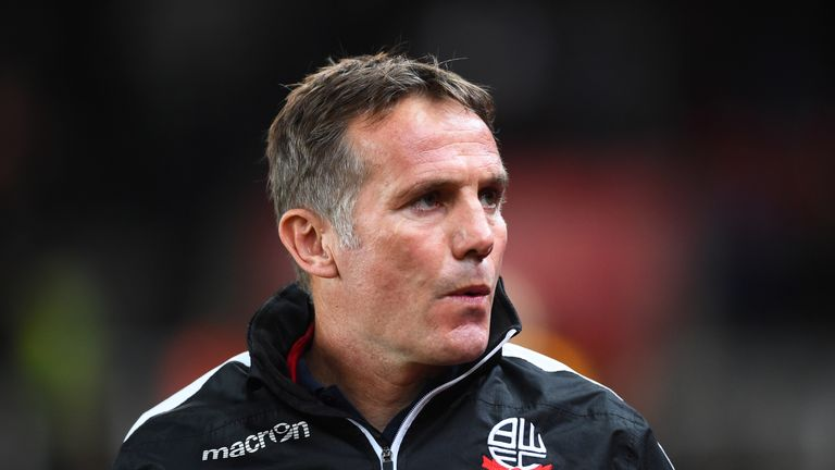 Phil Parkinson will be bracing himself for a player exodus as Bolton prepare for life in League One