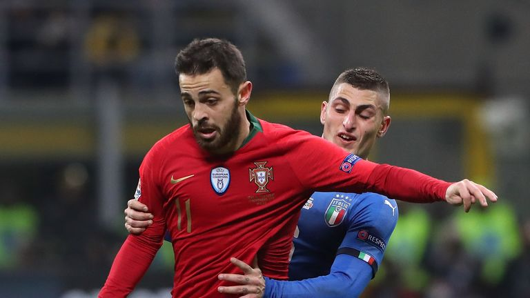 Bernardo Silva to miss Portugal's game against Poland through injury | Football News |