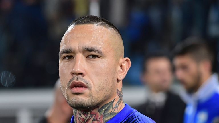 Inter Suspend Nainggolan For Disciplinary Reasons