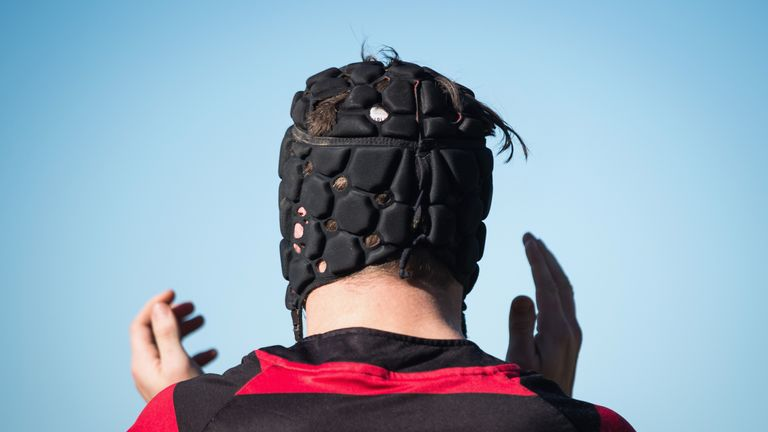 Scientists says rugby should introduce 'common sense' mandatory protective headgear
