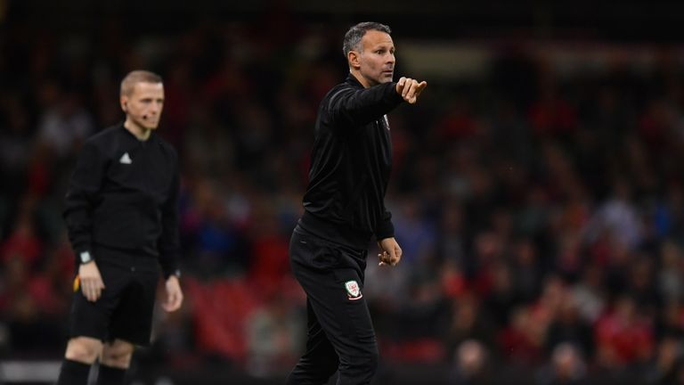Giggs has managed four competitive matches since being appointed last January