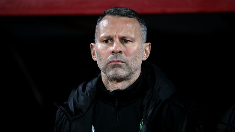 Ryan Giggs slams Wales side after defeat in Albania | Football News |