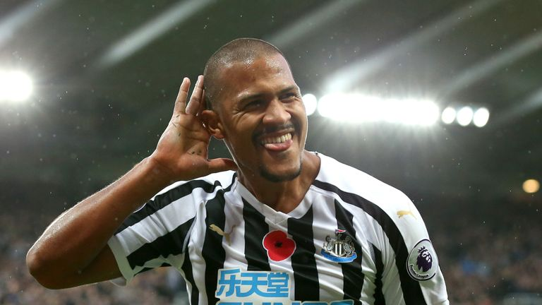 Salomon Rondon claimed a brace against Bournemouth