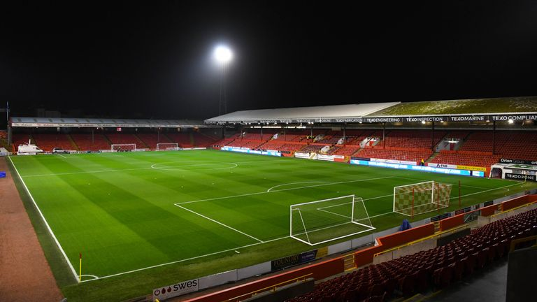 Glasgow man, 44, charged over incident at Aberdeen vs Rangers game  | Football News |
