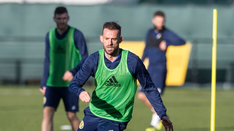 Fletcher feels he still has something to offer Scotland, and can help younger players