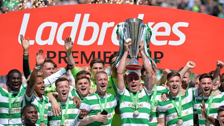 Sky Sports will be the only place to see live Ladbrokes Premiership action from 2020