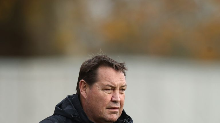 All Blacks head coach Steve Hansen says Read has the respect of all his peers