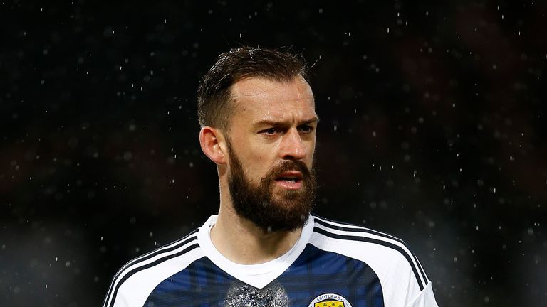 Steven Fletcher won his 31st cap for Scotland in the World Cup qualifier in Slovenia in October 2017, and has not played for his country since