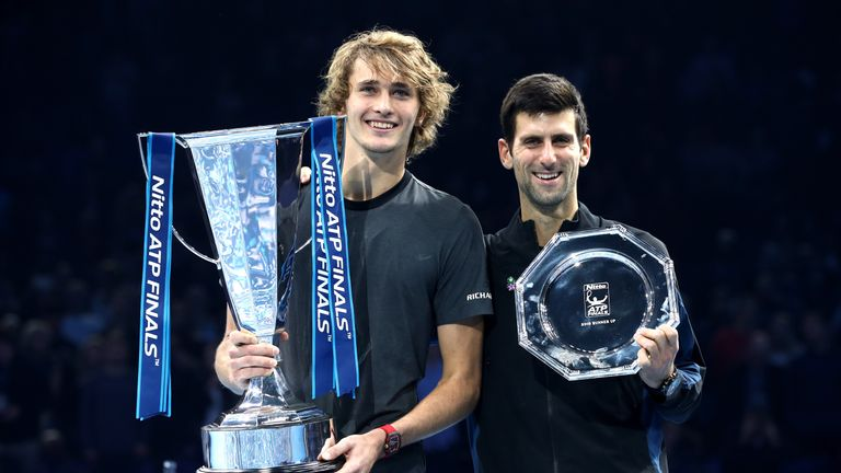 Novak Djokovic says Alexander Zverev can 'surpass' his achievements | Tennis News |