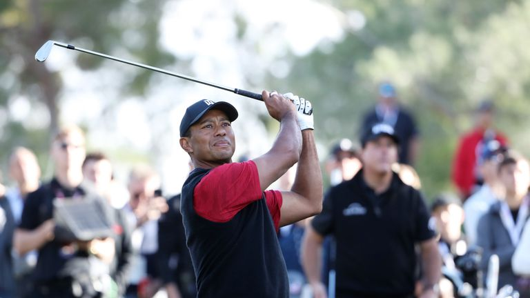 Woods is a 14-time major champion