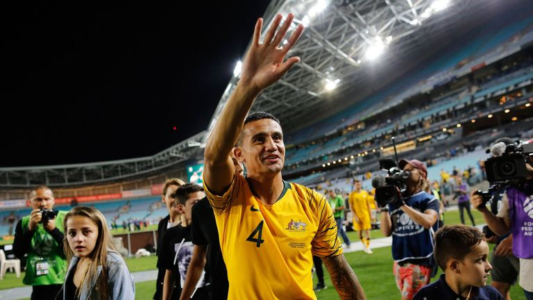 Ex-Australia captain Tim Cahill announces retirement from club game