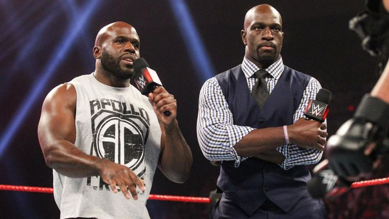 Titus O'Neil accepts WWE's decision to bring Hulk Hogan back after a three-year 'suspension'