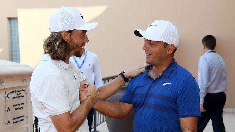 Francesco Molinari dethroned Ryder Cup partner Tommy Fleetwood as Race to Dubai champion last season