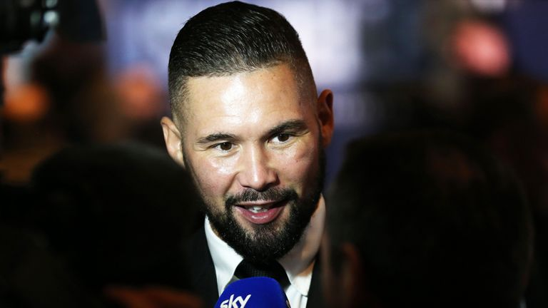 Carl Froch has predicted the outcome of Tony Bellew vs Oleksandr Usyk