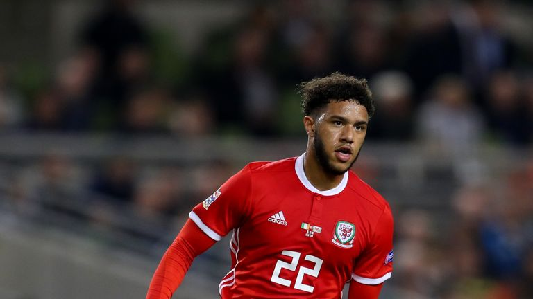 b630c30df2bc Roberts made his Wales debut in September s Nations League victory over  Republic of Ireland