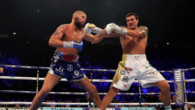 Usyk vs Bellew: Book the full repeat of the undisputed cruiserweight clash