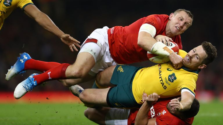 Wales beat Australia for the first time in 10 years last weekend