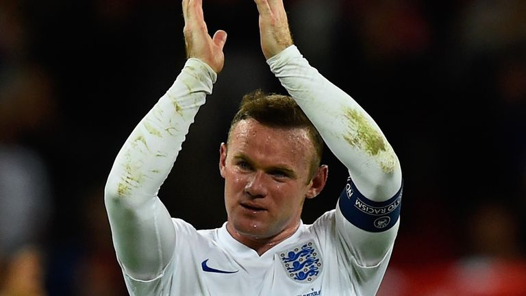 Rooney to make his last international appearance for England on Thursday
