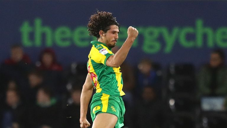 Ahmed Hegazi is available again for West Brom