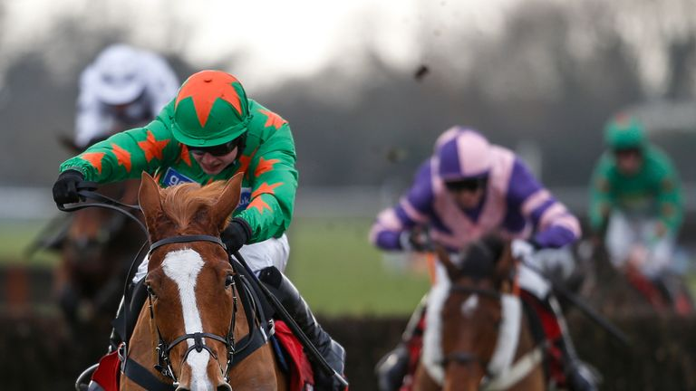 Ms Parfois - big run expected in Wales