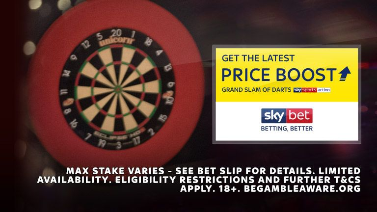 Darts Price Boost